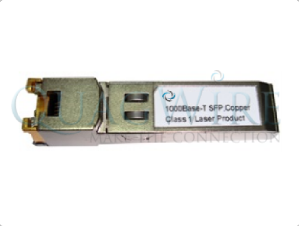 I-MGBIC-GTX Enterasys Compatible 1000BASE-T SFP Transceiver