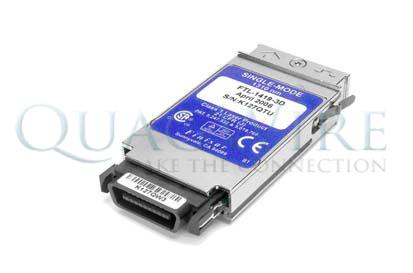 FTL-1419-3D | Finisar 1.25 Gb/s 1310nm 40km GBIC Transceiver