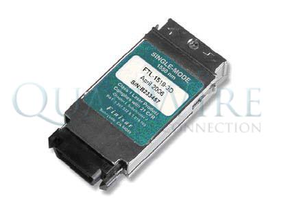FTL-1519-3D | Finisar 1Gb/s 80km Long-Wavelength GBIC Transceiver