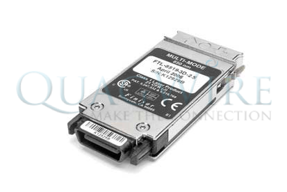 FTR-8519P-5A | Finisar 1000BASE-SX Short-Wavelength GBIC Transceiver