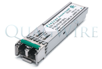 FTLF1721P2xTL Finisar 2.67 Gb/s Gigabit Ethernet SONET OC-48 LR-1 40km 1310nm SFP Optical Transceiver