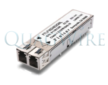 FTLF1621S1HCL | Finisar 2.67 Gb/s OC-48 LR-2 Multirate SFF Transceiver