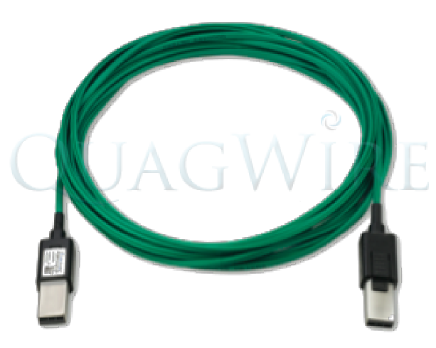 FCBP110LD1LxxS | Laserwire Active Optical Cable with SFP+ Adapters